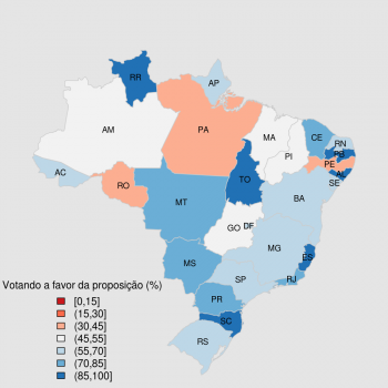 Promoting Open Government In Brazil With R Revolutions - Brazil political map