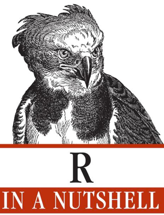 O'Reilly's R is a Harpy Eagle