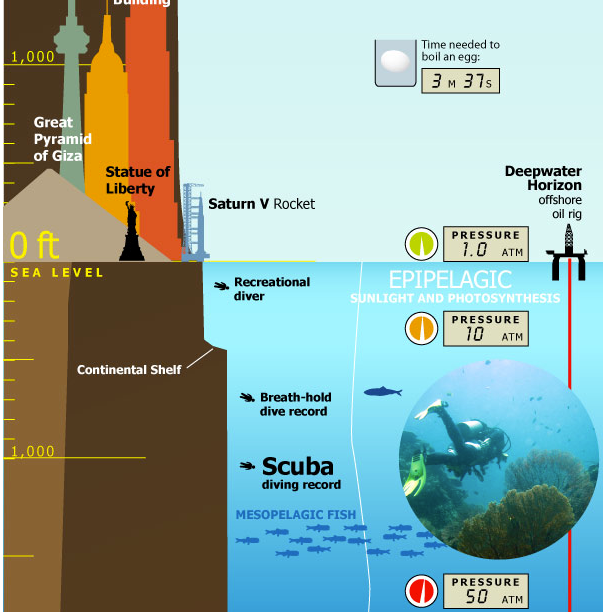 The Deepwater Horizon, in context