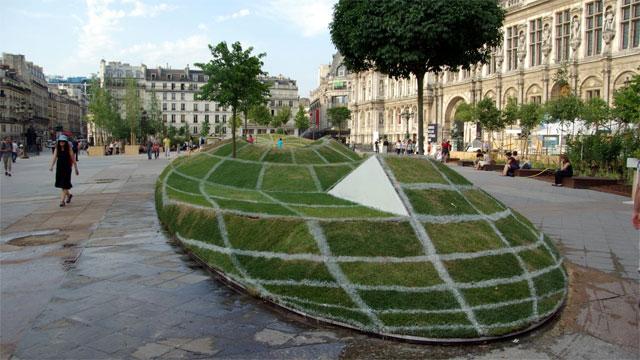 3-d globe angle 2