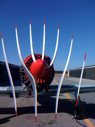 Iphone propeller