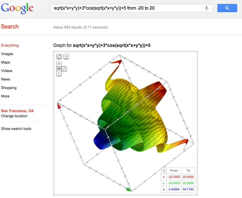 Google 3-d