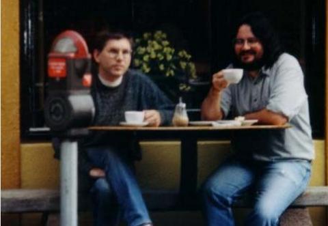 Ross Ihaka and Robert Gentleman