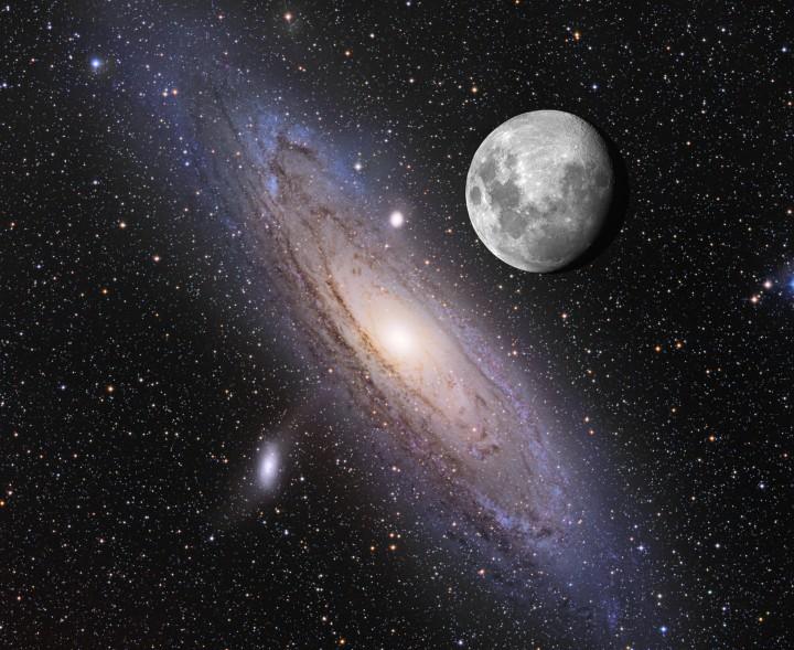 Andromeda Moon