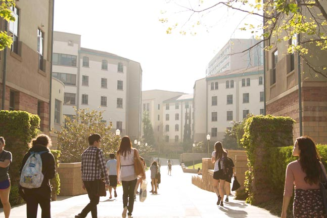 UCLA housing