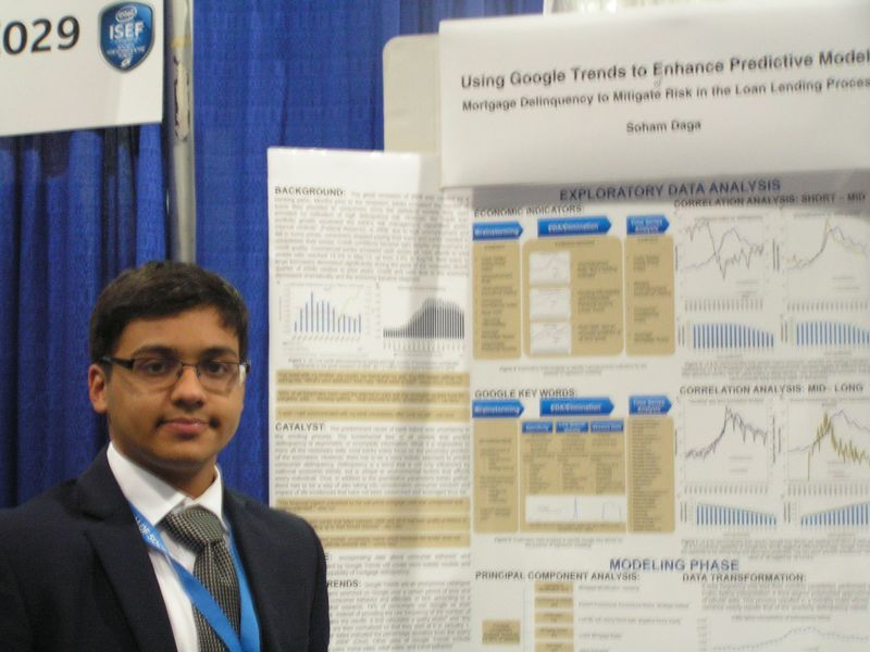 Statistics and R at the Intel ISEF Science Fair