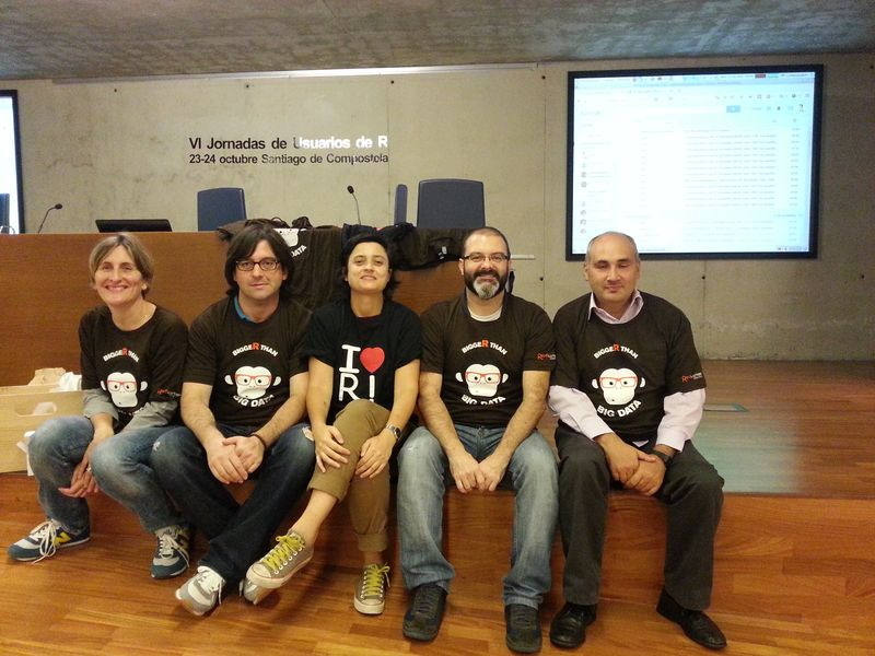 The 6th Spanish R Users Conference