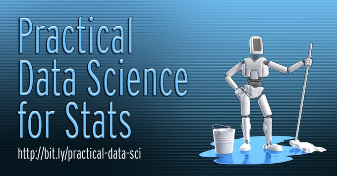 Practical Data Science for Stats