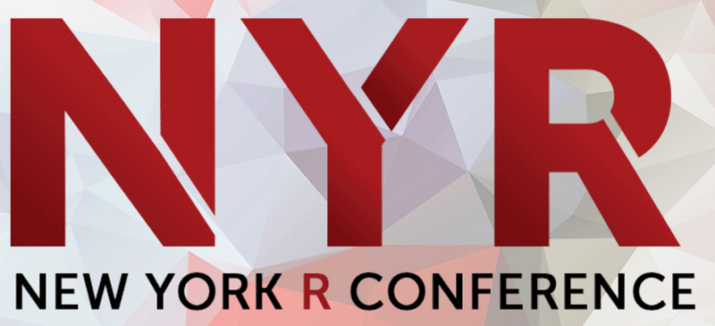 Get ready for the New York R Conference