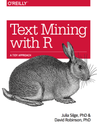 Free guide to text mining with R