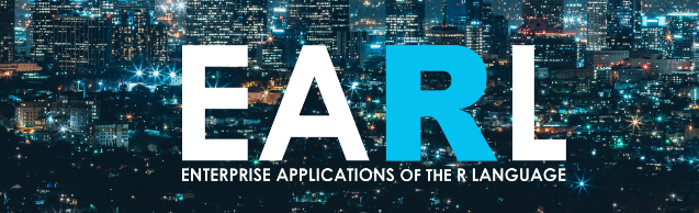 Give a talk about an application of R at EARL