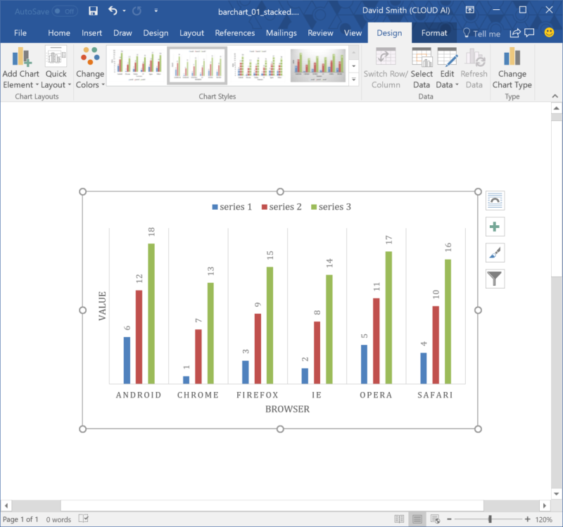 Create Editable Microsoft Office Charts From R R Bloggers