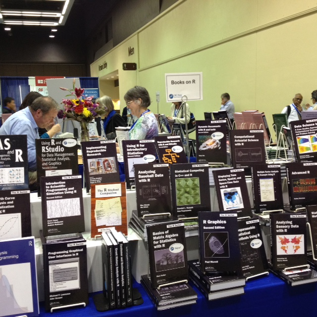 R News From JSM 2015