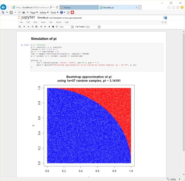 Error Log: Using R With Jupyter Notebooks (Revolutions