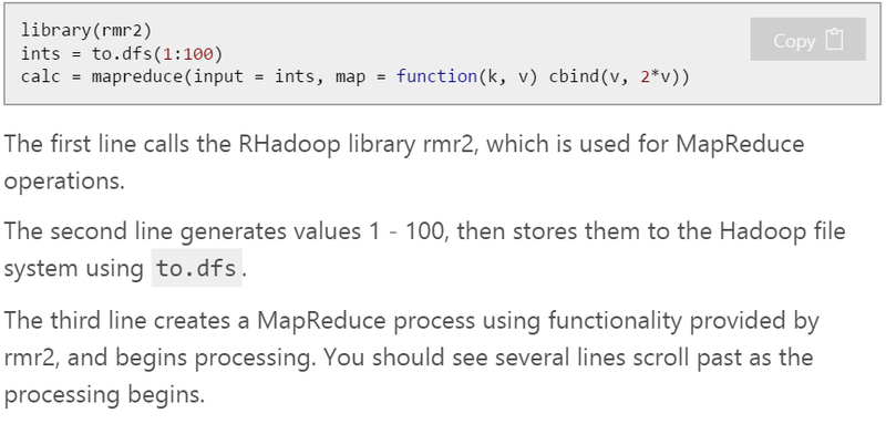 Making it easy to use RHadoop on HDInsight Hadoop clusters