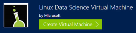 Linux Data Science Virtual Machine: new and upgraded tools