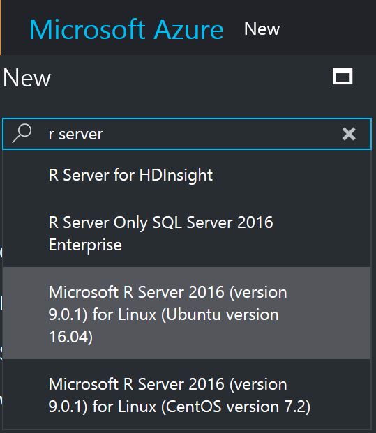 Running your R code on Azure with mrsdeploy (Revolutions)