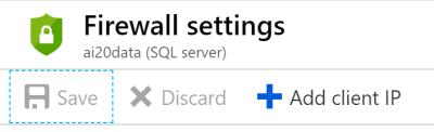 Firewall-settings